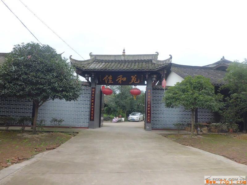 蒲江县成佳镇成万路口