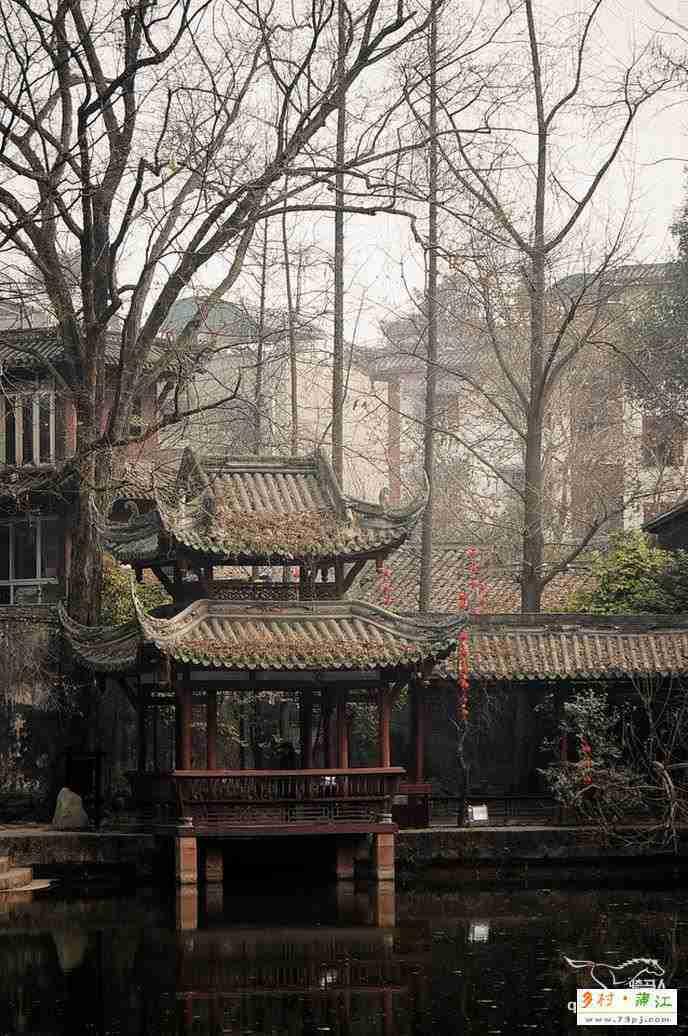 崇州罨画池